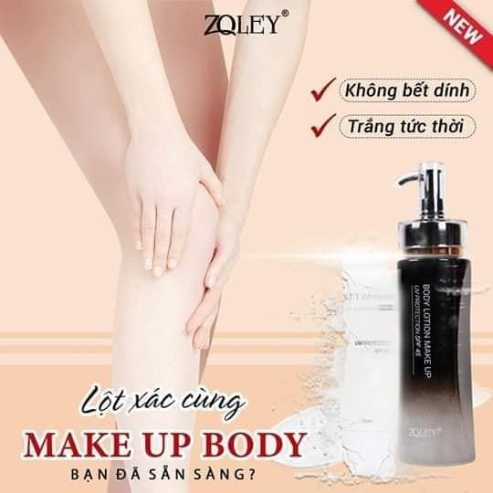 Makeup Body Zoley