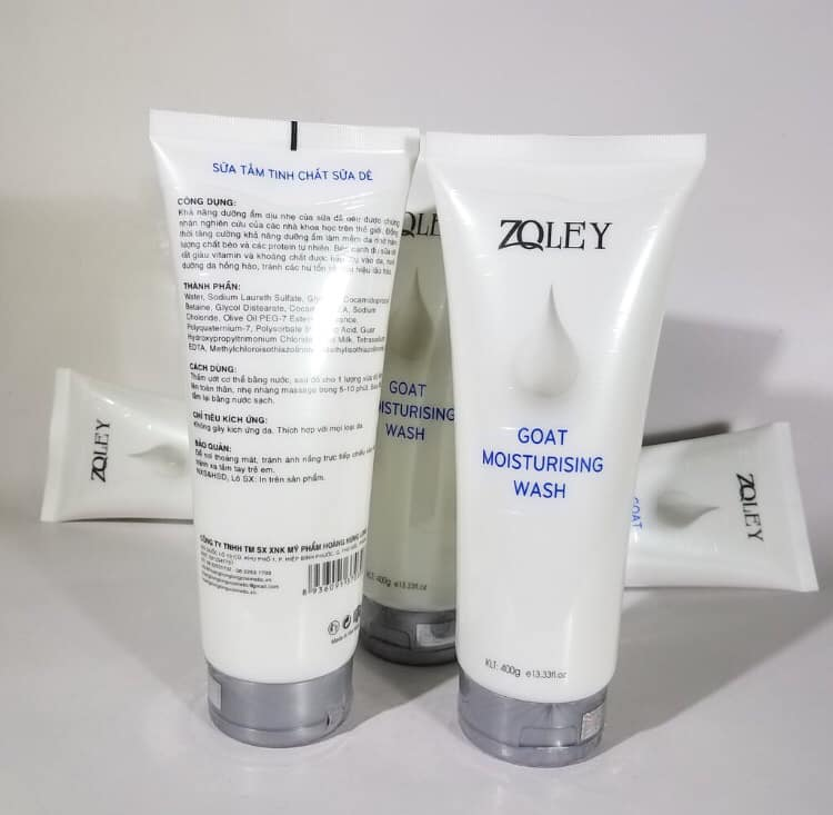 Sữa tắm Dê Zoley
