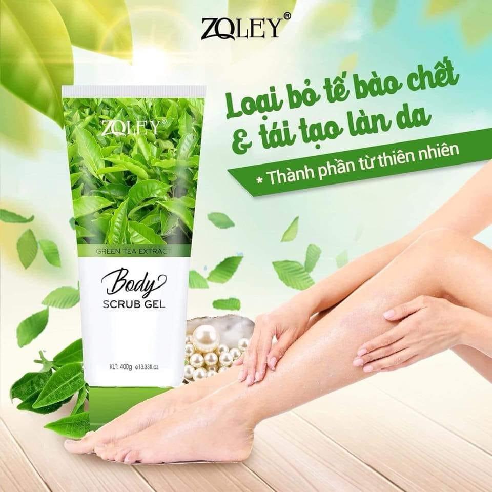 Tẩy tế bào chết Zoley 400g - Body Scrub Gel